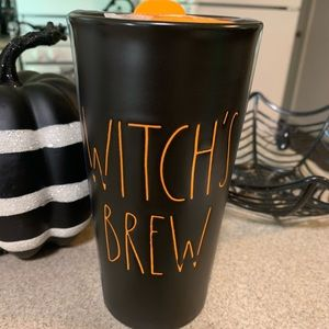 Rae Dunn 2019 Halloween Witchs Brew travel cup